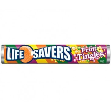 LIFESAVERS FRUIT TINGLES 34G 1