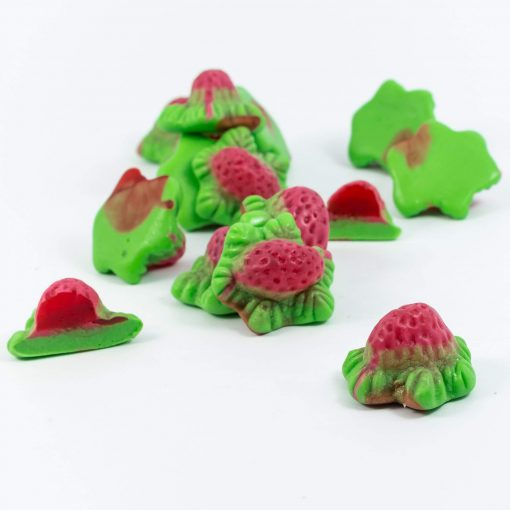 Jelly Filled Strawberry 130g 1