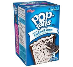 POP TARTS Frosted Cookie & Cream 384G 1