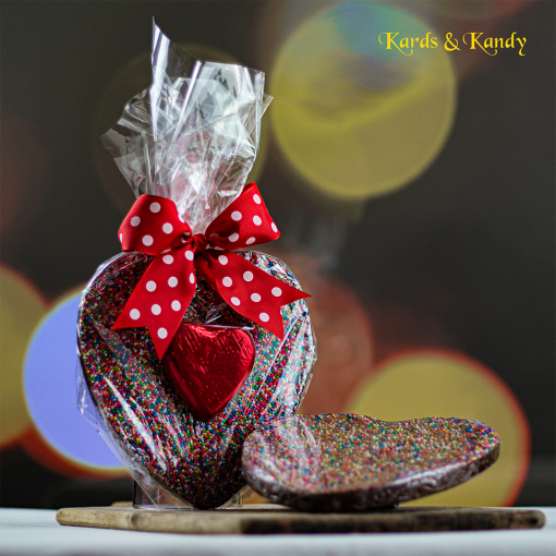 Giant Heart Speckle 250g + P/L Red Heart 30g 1