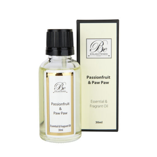 Triple Scented Essential and Fragrant Oil 30ml Passionfruit & Paw Paw 1